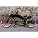 custom bike Black